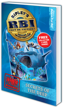 RBI Series - Book 4: Secrets of the Deep